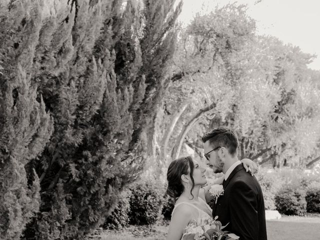 Zach and Kelly's Wedding in Paso Robles, California 197