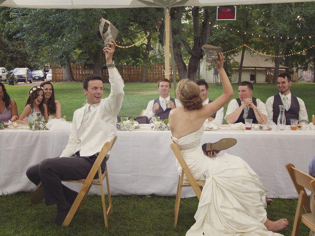Milena and Gideon's Wedding in Lyons, Colorado 23