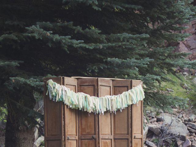 Milena and Gideon's Wedding in Lyons, Colorado 17