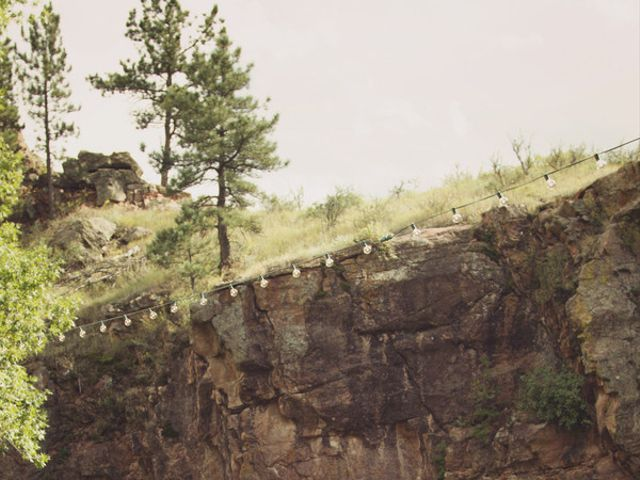 Milena and Gideon's Wedding in Lyons, Colorado 10