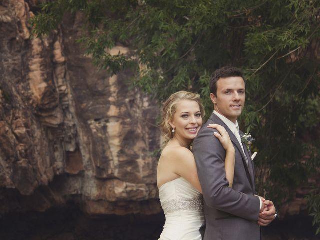 Milena and Gideon's Wedding in Lyons, Colorado 15