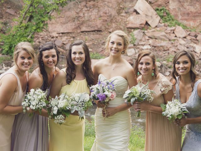Milena and Gideon's Wedding in Lyons, Colorado 6