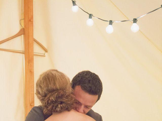 Milena and Gideon's Wedding in Lyons, Colorado 5