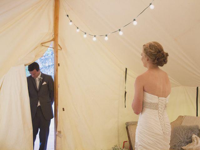 Milena and Gideon's Wedding in Lyons, Colorado 4