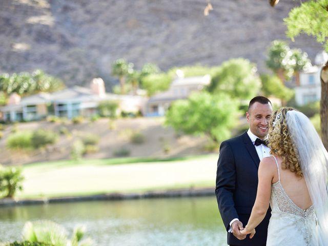 Andrea and Nick's Wedding in North Las Vegas, Nevada 6