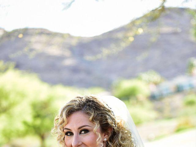 Andrea and Nick's Wedding in North Las Vegas, Nevada 4