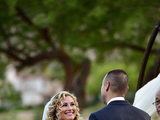 Andrea and Nick's Wedding in North Las Vegas, Nevada 12