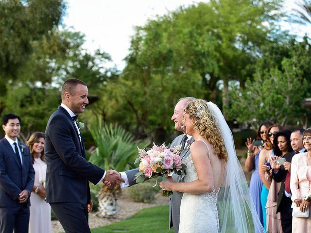 Andrea and Nick's Wedding in North Las Vegas, Nevada 10