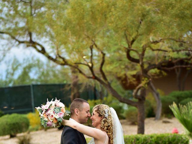 Andrea and Nick's Wedding in North Las Vegas, Nevada 17
