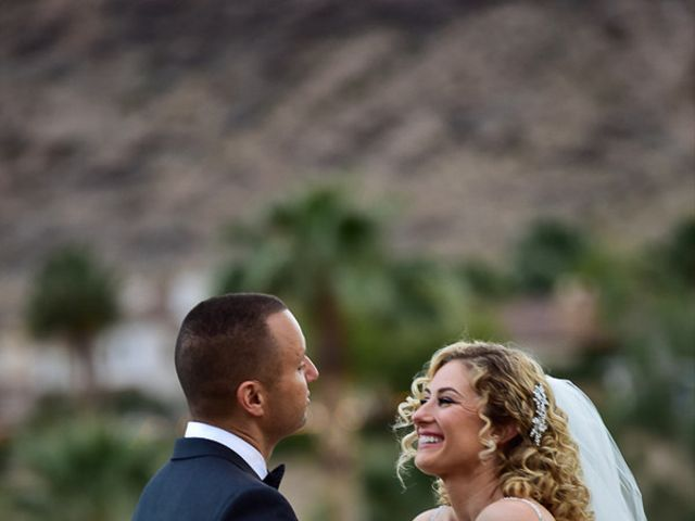 Andrea and Nick's Wedding in North Las Vegas, Nevada 18