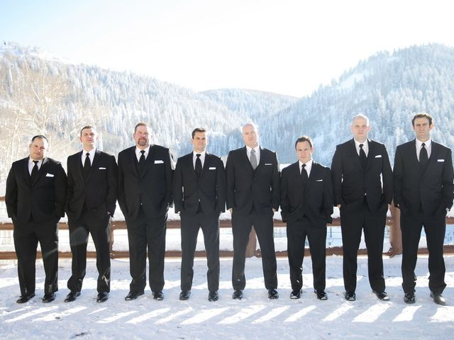 Hilary and Ron's Wedding in Park City, Utah 9