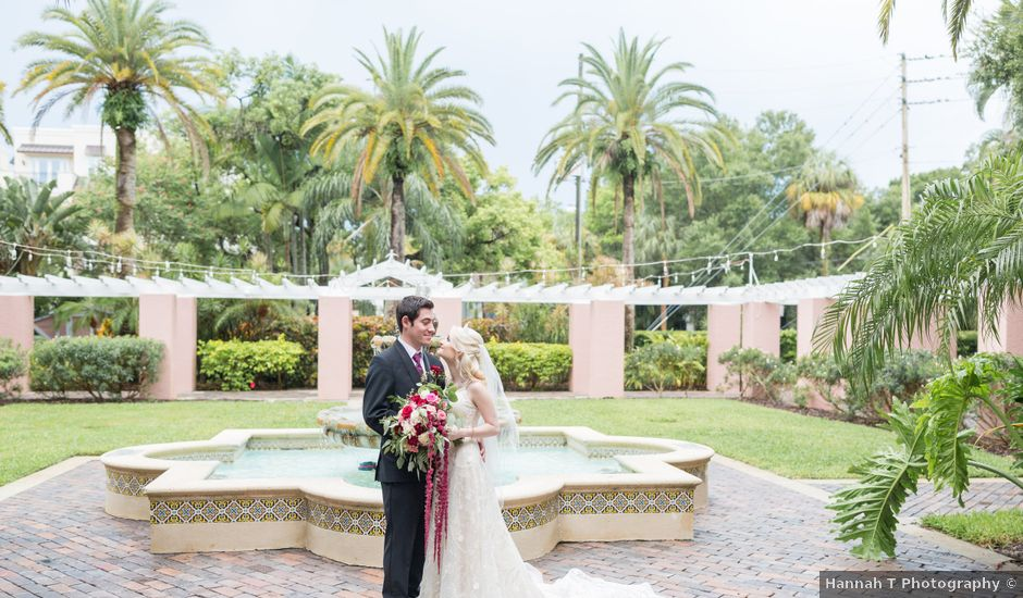Justin and Chenoa's Wedding in Saint Petersburg, Florida