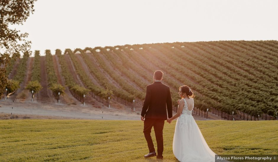 Zach and Kelly's Wedding in Paso Robles, California