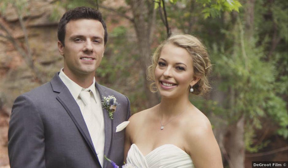 Milena and Gideon's Wedding in Lyons, Colorado