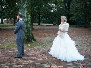 Chris and Ellen's Wedding in Memphis, Tennessee 3
