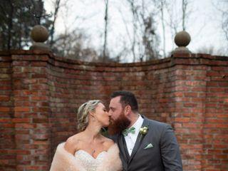 Chris and Ellen's Wedding in Memphis, Tennessee 8