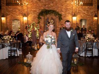 Chris and Ellen's Wedding in Memphis, Tennessee 10