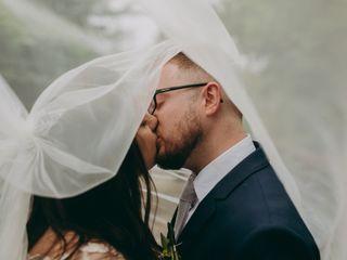 The wedding of Inna and Oleg 1