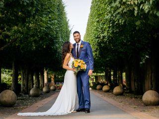 The wedding of Jessica and Gerardo