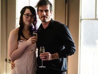 The wedding of Kristen and Valentin