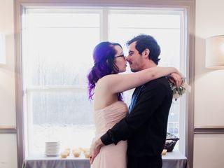 The wedding of Kristen and Valentin 1