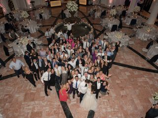 The wedding of Jill and Andrew 1