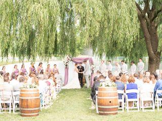 The wedding of Lindsay and Michael 1