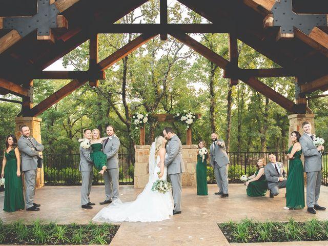 Jeremy and Jordyn's Wedding in Aubrey, Texas 1