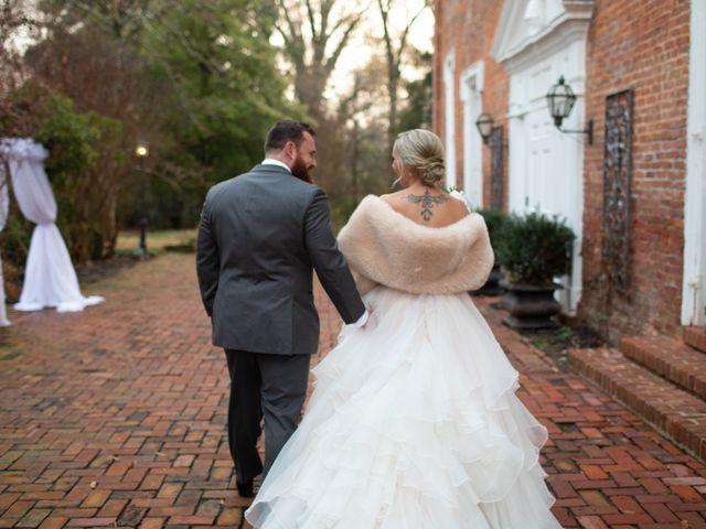 Chris and Ellen's Wedding in Memphis, Tennessee 9