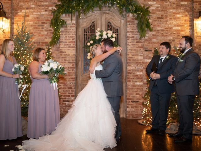 Chris and Ellen's Wedding in Memphis, Tennessee 16