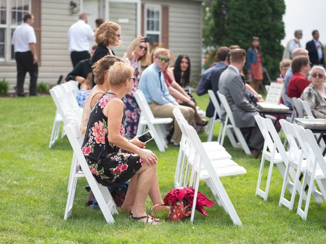 Brian and Lisa's Wedding in Monee, Illinois 6