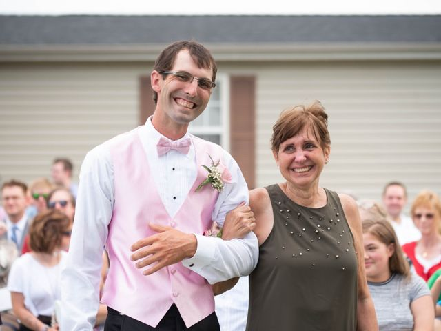 Brian and Lisa's Wedding in Monee, Illinois 7