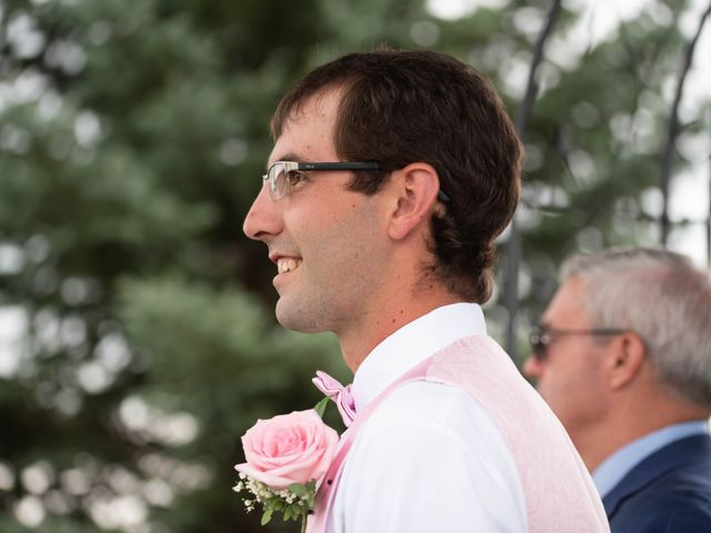 Brian and Lisa's Wedding in Monee, Illinois 9