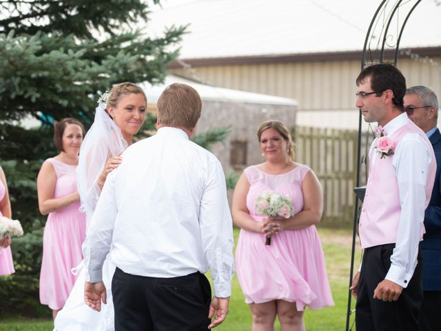 Brian and Lisa's Wedding in Monee, Illinois 13
