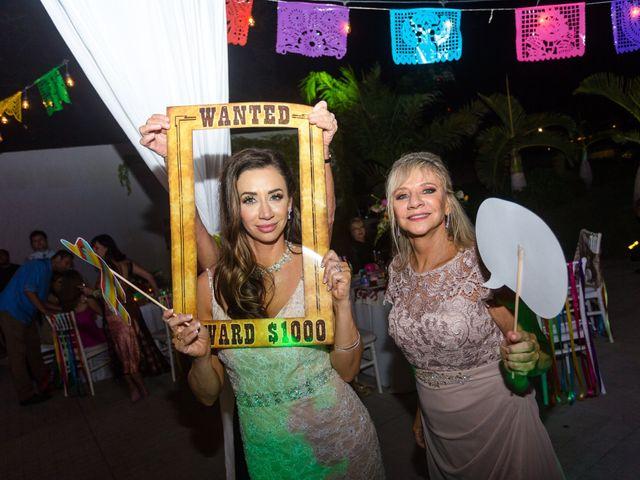 Cody and Kristen's Wedding in Punta de Mita, Mexico 11
