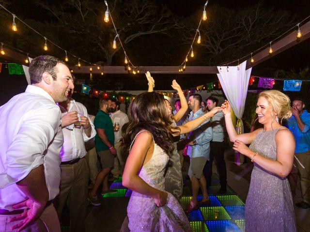 Cody and Kristen's Wedding in Punta de Mita, Mexico 27