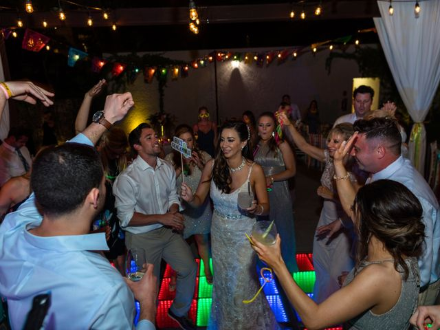 Cody and Kristen's Wedding in Punta de Mita, Mexico 29