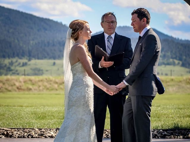 Lisa and Brian's Wedding in Spearfish, South Dakota 25