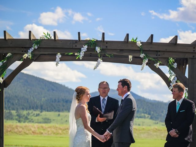 Lisa and Brian's Wedding in Spearfish, South Dakota 15