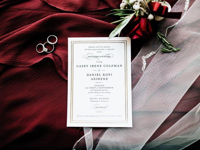 Kofi and Casey's Wedding in Wilmington, Delaware 2