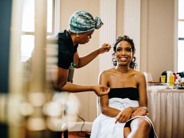 Kofi and Casey's Wedding in Wilmington, Delaware 6