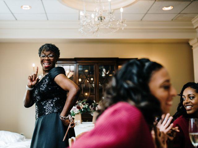 Kofi and Casey's Wedding in Wilmington, Delaware 7