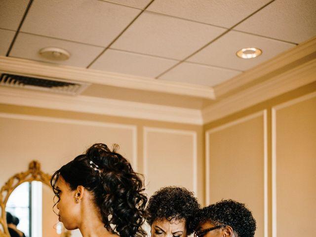 Kofi and Casey's Wedding in Wilmington, Delaware 10