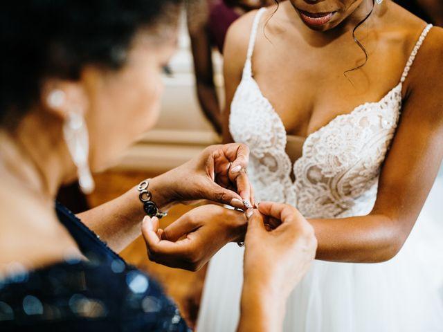 Kofi and Casey's Wedding in Wilmington, Delaware 11