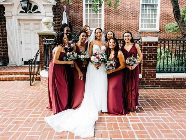 Kofi and Casey's Wedding in Wilmington, Delaware 15
