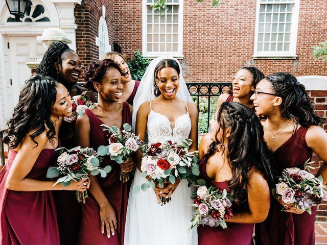 Kofi and Casey's Wedding in Wilmington, Delaware 16
