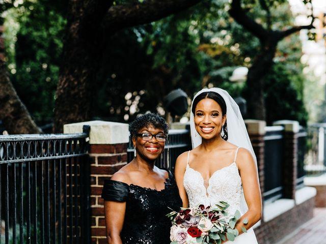 Kofi and Casey's Wedding in Wilmington, Delaware 17