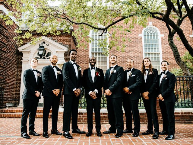 Kofi and Casey's Wedding in Wilmington, Delaware 18