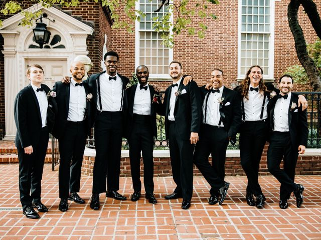 Kofi and Casey's Wedding in Wilmington, Delaware 19