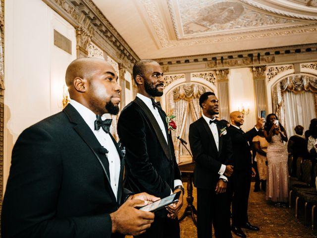Kofi and Casey's Wedding in Wilmington, Delaware 21